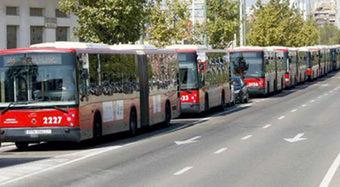 El Ayuntamiento de Zaragoza solicita a Auzsa mejoras horarias para sábados y festivos