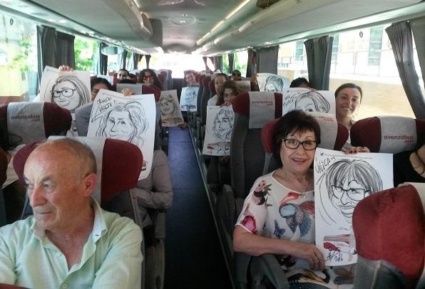 #Bolobus de Avanza sigue en julio con sus actividades para los pasajeros
