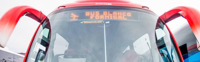 Alosa/Avanza y Alsa ofrecen un servicio especial a la estación Aramón Formigal-Panticosa