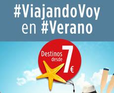 Avanza crea la promoción #ViajandoVoy en #Verano