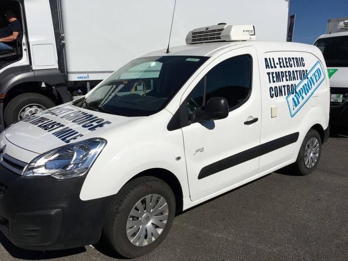 Thermo King y Northgate crean vehículo frigorífico 100% eléctrico