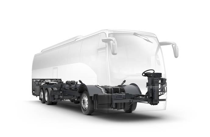 Volvo recibe un pedido de 143 chasis de autobuses para el emirato de Dubái