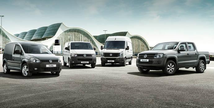 VW Vehículos Comerciales entrega 161.700 vehículos en lo que va de 2017