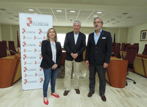 FM Logistic apoya a Illescas para formar a personas desempleadas