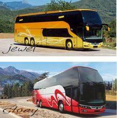 Modelos presentados en la última edición de Busworld.