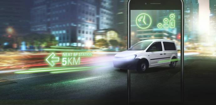 TomTom colabora con BP para mejorar la eficiencia de flota de sus clientes
