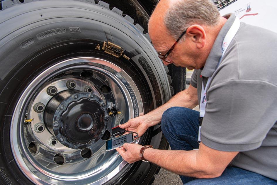 Modelos de neumáticos Bridgestone.