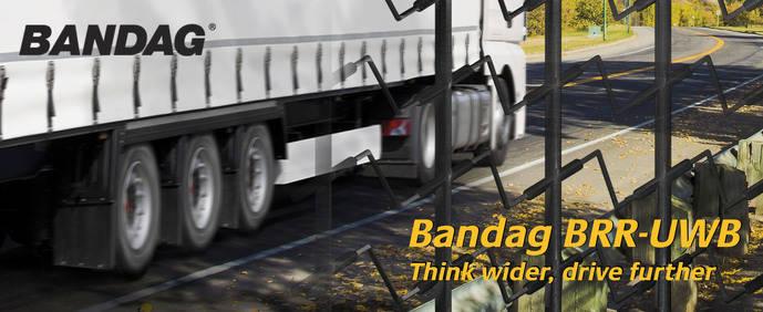 Bandag introduce banda de rodadura premium en sus neumáticos