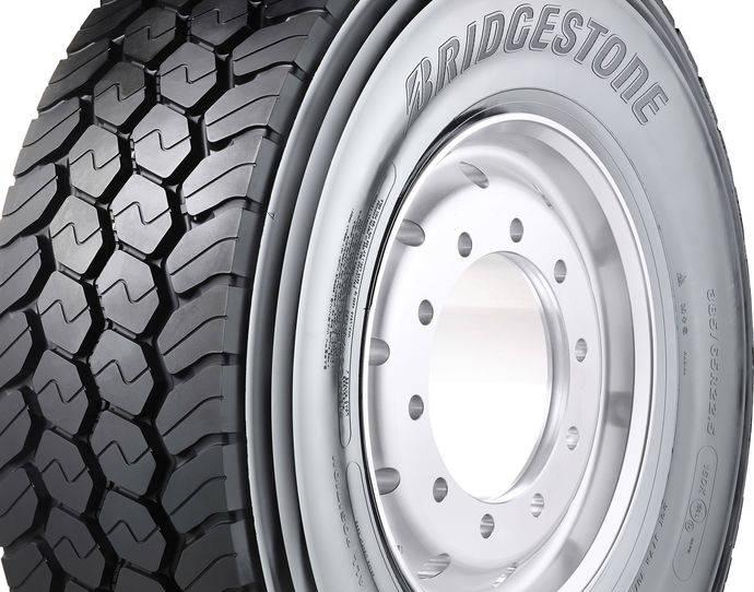 Bridgestone ofrece nueva gama de neumáticos de camión resistentes