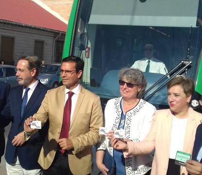 Granada, unica ciudad andaluza con transbordos gratis
