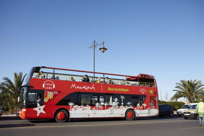 ALSA gana el concurso para el bus turístico de Marrakech