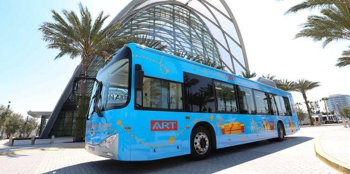 California aprueba incentivos para camiones y autobuses limpios