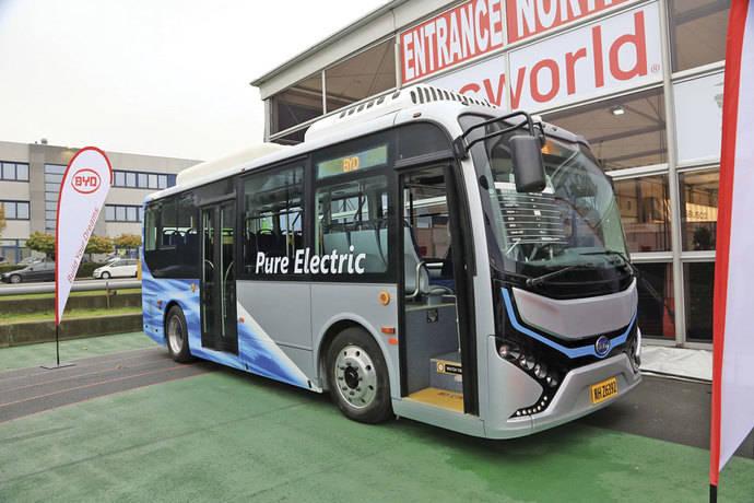 BYD se consagra como uno de los adalides de la electromovilidad