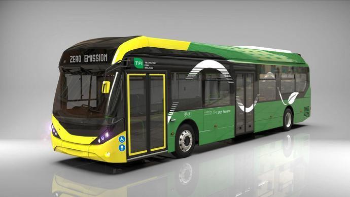 BYD y NTA de Irlanda: acuerdo de 200 autobuses eléctricos a batería