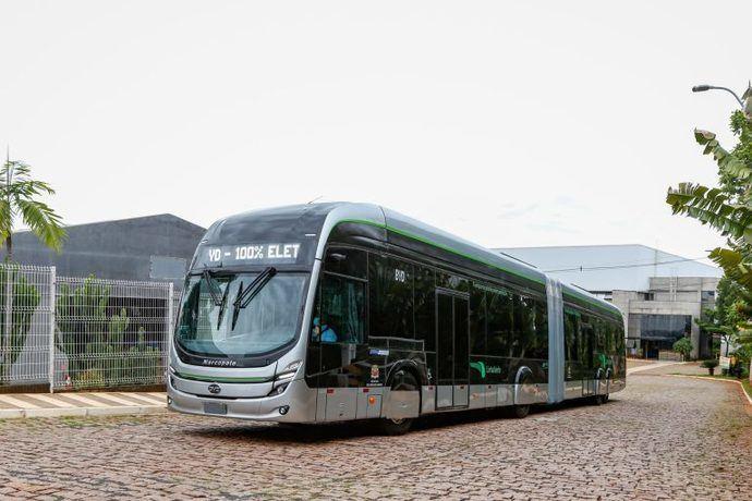 Marcopolo avanza en su proyecto de energías renovables con un vehículo ligero