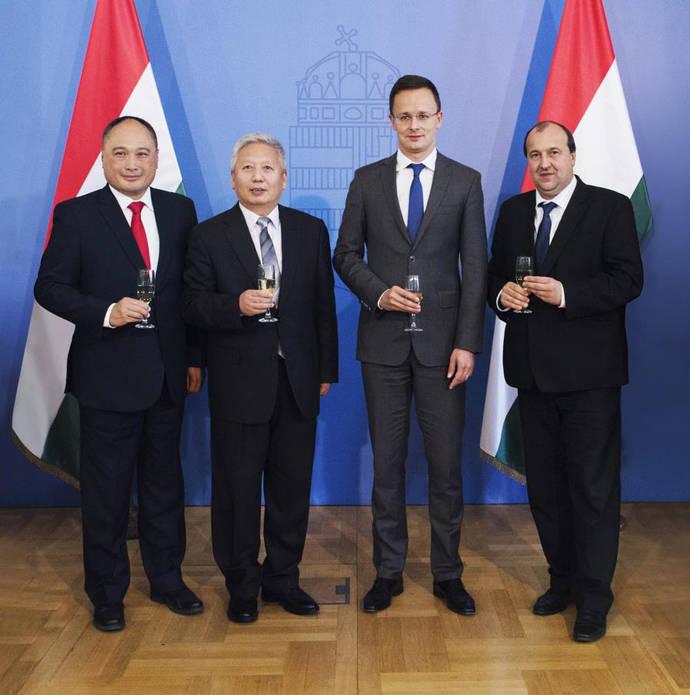BYD invierte 20 millones de euros para ensamblar su planta de Hungría