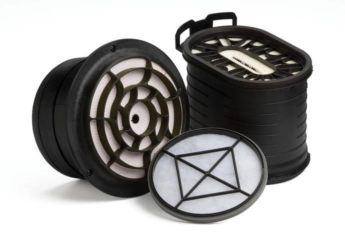 Imprefil presenta la nueva gama de filtros de aire Baldwin para camiones Mercedes