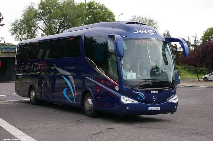 El Levante almeriense posee cinco nuevas rutas de autobús