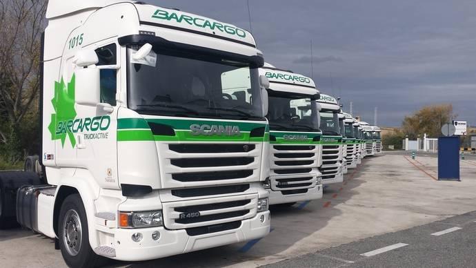 Barcargo S.L. confía en Scania para ampliar y rentabilizar su flota