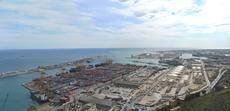 El gas natural vehicular arriba al Puerto de Barcelona