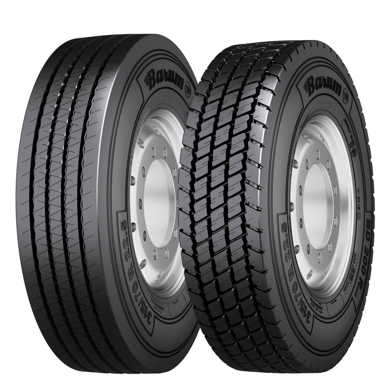 Nuevas dimensiones de neumáticos Barum