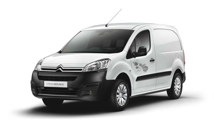 El Citroën Berlingo Electric aparca gratis
