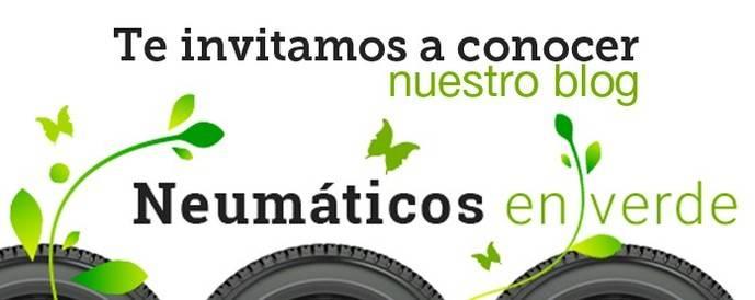 Signus pone a rodar su blog 'Neumáticos en Verde' para acercar al publico el reciclaje