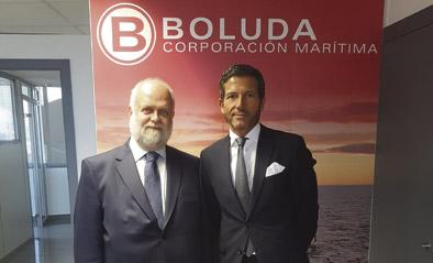 José María Arassa, nuevo director de zona de Boluda Lines