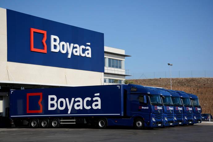 Boyacá afianza cuentas y compra una compañía de transporte en Cataluña