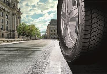 Bridgestone crea un nuevo neumático todo tiempo para furgonetas