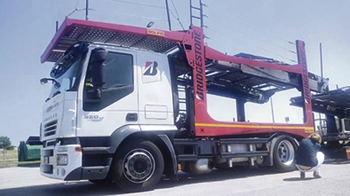 Bridgestone prevé un crecimiento del mercado de camión de entre un 6 u 8%