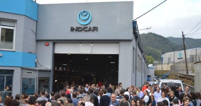 Jornada de puertas abiertas en Indcar para empleados