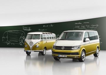 El Bulli de Volkswagen renace en su 70 cumpleaños