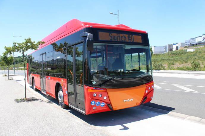 Grupo Castrosua entrega cinco City Versus a la ciudad de Burgos