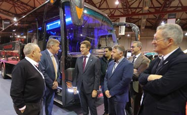 La Xunta aprobará las líneas generales del Plan de Transporte Público