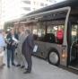 El Ayuntamiento de Alcoi prueba un autobús híbrido