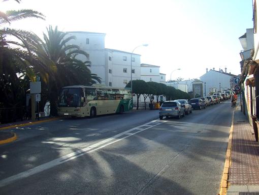 Gibraltar inaugura nuevos servicios al Hospital de La Línea