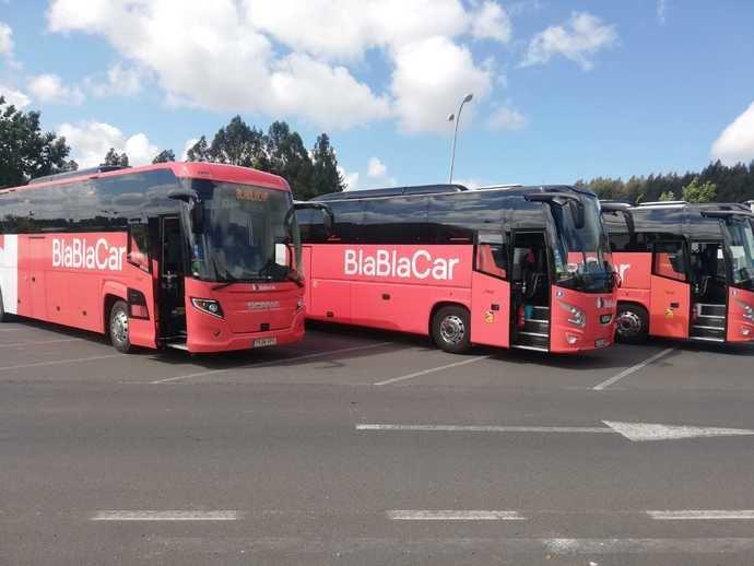 BlaBlaCar, con Autocares Presas y Libery Bus, hará San Sebastián-París