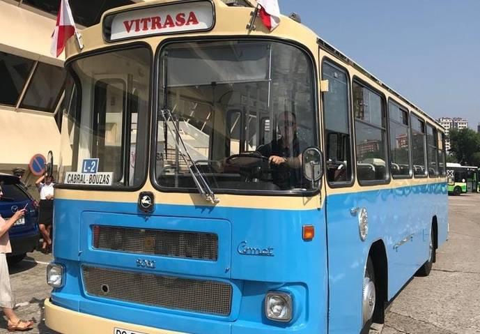 Vitrasa promociona el Día Europeo sin coches