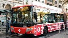 Los vecinos de Poblenou piden más autobuses en su barrio