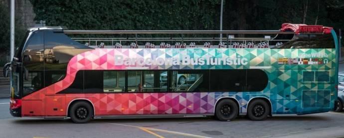 La nueva imagen del Barcelona Bus Turístic refuerza su identificación