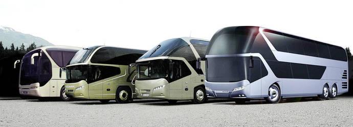 MAN es, un año más, la marca líder en venta de autobuses y autocares