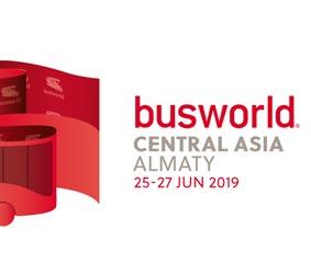 Combinación prometedora de fabricantes en Busworld Kazajstán