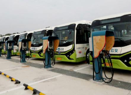 BYD suministra 300 autobuses eléctricos K7 a la ciudad china de Shanwei