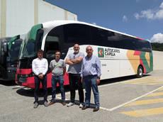 Autocares Capela adquiere un SC7 de Sunsundegui