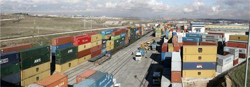 Aumenta un 7% la contratación logística en la capital española durante 2016