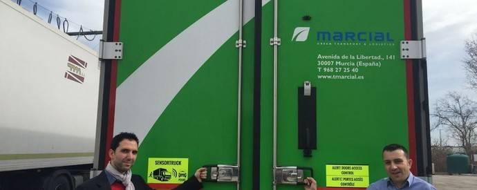 MoviSensor crea un dispositivo inteligente que detecta polizones en camiones