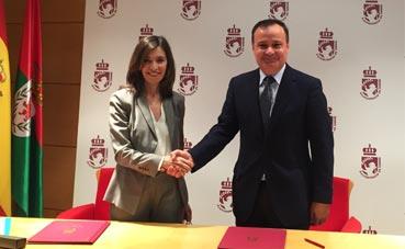 El CET amplía su colaboración con el Ayuntamiento de Coslada