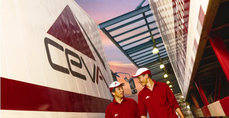 Imagen de archivo de las instalaciones de Ceva Logistics