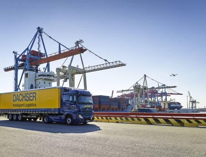 Dachser presentará sus soluciones logísticas en la 35ª edición de CEVISAMA